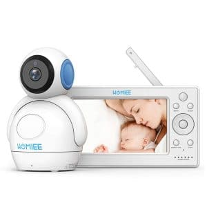 Homiee Wireless Baby Monitor