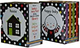 Baby's Very First Black and White Little Library (box set) (Baby's Very First Books)