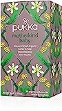 Pukka Motherkind Baby Herbal Tea Bags, Pack of 4