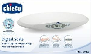 Chicco Digital Scale