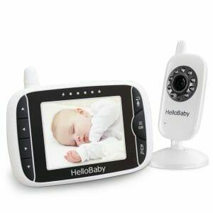 HelloBaby Wireless Baby Monitor