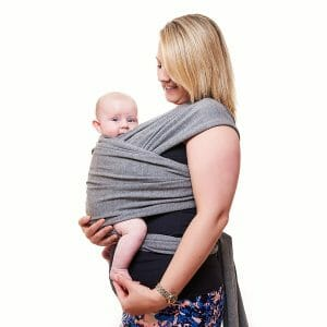 Funki Flamingo Baby Wrap Carrier