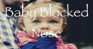 Baby Blocked Nose
