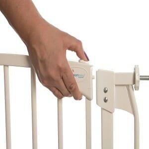Dreambaby gate locks