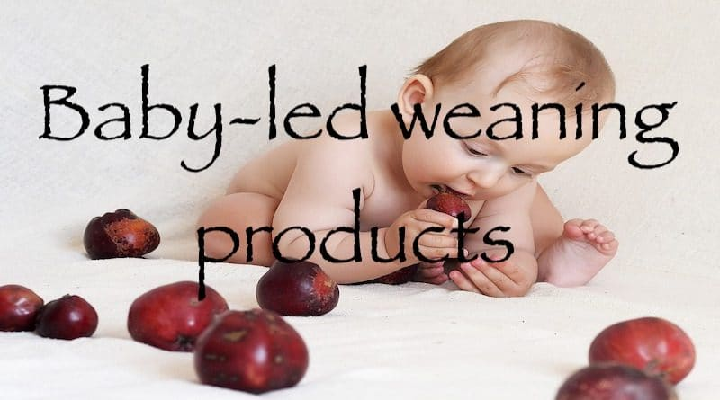 Baby led weaning products