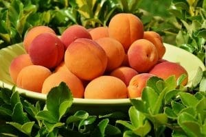 peaches baby led weaning