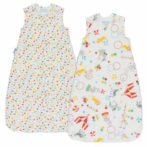 Nursery Bedding Grobag 6-18 Months 3.5 Tog Winter Weight To Suit The PeopleS Convenience