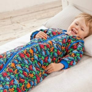 Toddler Cosy Sleeping Bag, 2.5 tog, 18-48 months