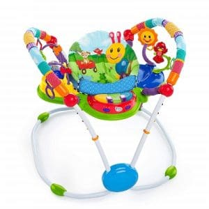 9. Baby Einstein Neighbourhood Friends Bouncer