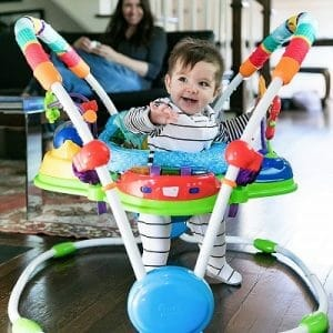 Baby Einstein Neighbourhood Friends Bouncer