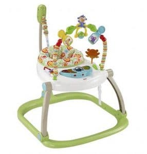Fisher Price Rainforest Spacesaver Bouncer