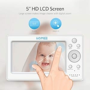 Homiee LCD Screen