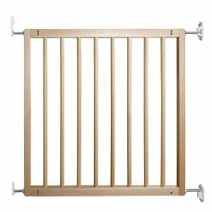 BabyDan Beechwood Baby Gate