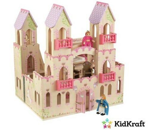 KidKraft Princess Castle Wooden Dolls House