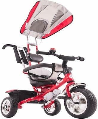 Kiddo Smart Design 4-in-1 Childrens Tricycle