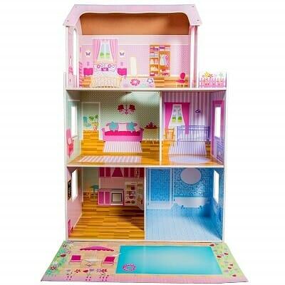 boppi Wooden Dolls House