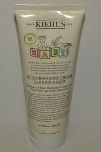 2. Kiehl's Nurturing Baby Cream for Face and Body
