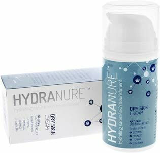 6. HydraNure Natural Organic Eczema Cream & Treatment for Babies