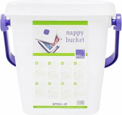 Bambino Mio, Nappy Bucket