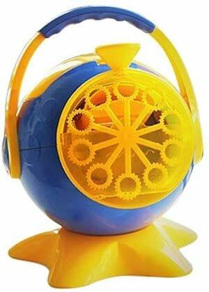 DeeXop Bubble Maker Machine