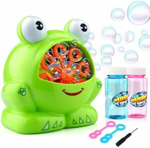 EpochAir Bubble Machine