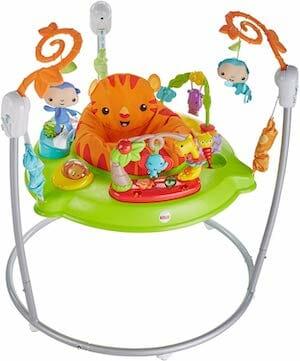 Fisher-Price Roaring Rainforest Baby Activity Center