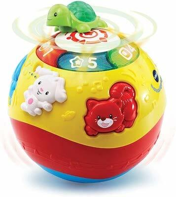 VTech Crawl & Learn Baby Activity Ball