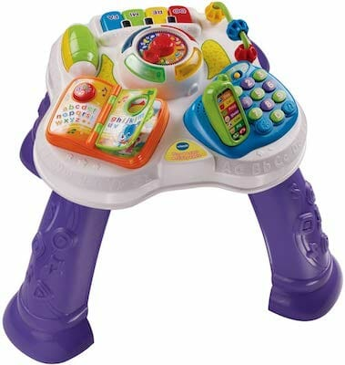 VTech Play & Learn Baby Activity Table for Toddlers